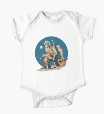 Damsel in Space Kids Clothes