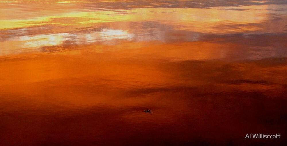 Morning Light by Al Williscroft