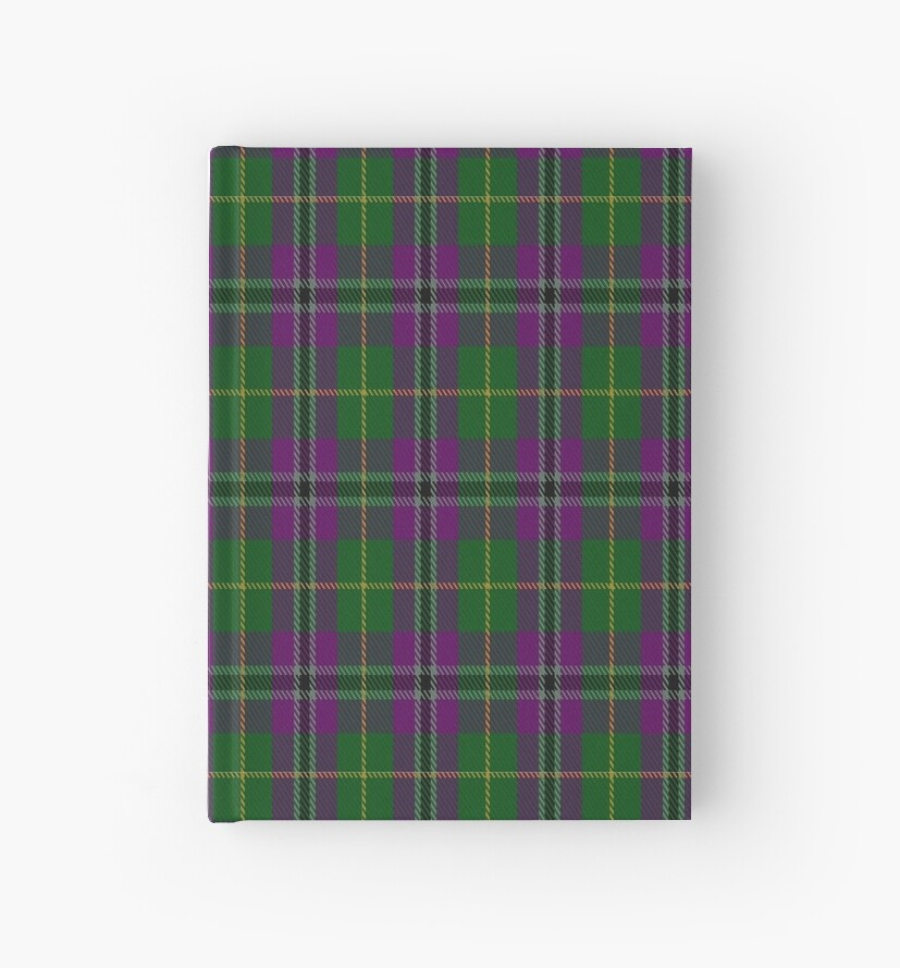 00935 Wilson's No. 124 Fashion Tartan  by Detnecs2013
