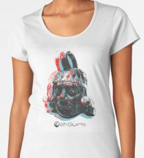 Consumed by time  Women's Premium T-Shirt