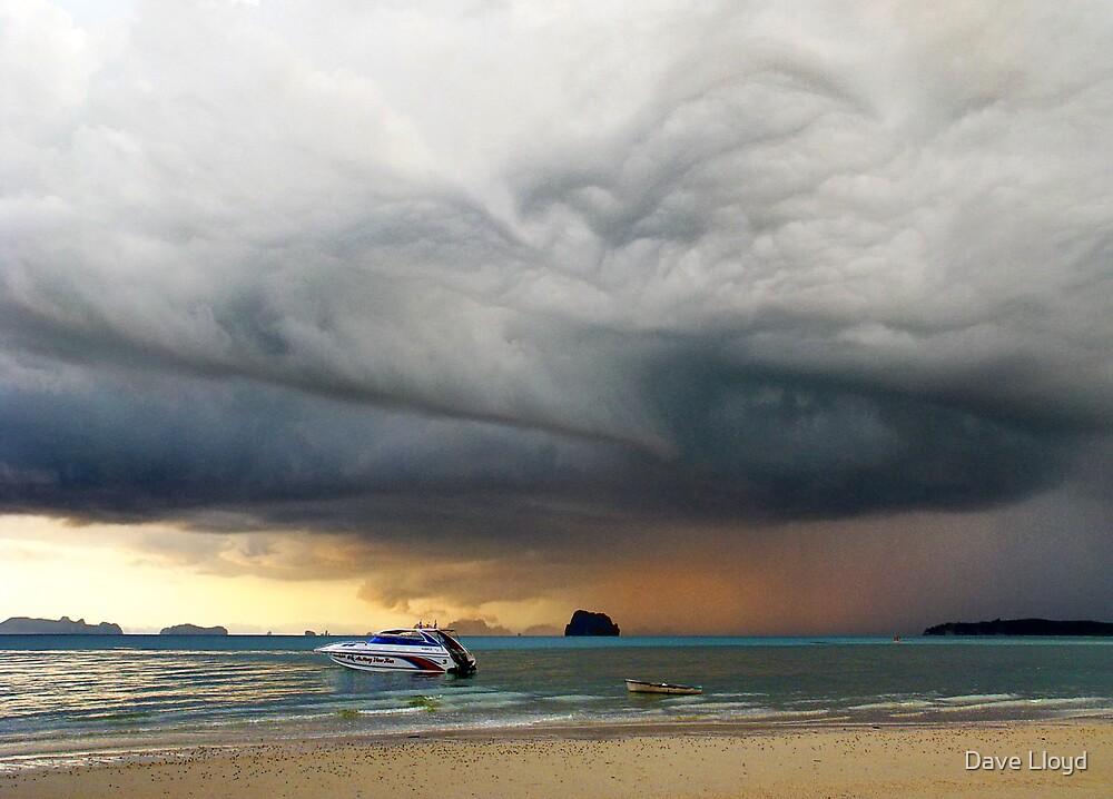 Storm Sky by Dave Lloyd