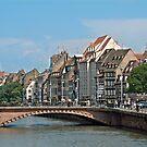 Old Strasbourg by Anatoliy