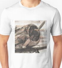 Old airplane Unisex T-Shirt