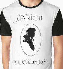 Jareth - Labyrinth Grafik T-Shirt