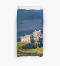 Duart Castle Duvet Cover