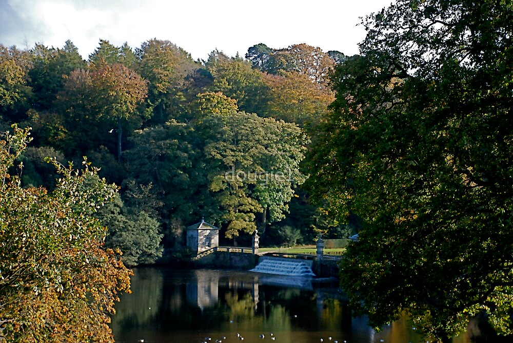 Studley Royal Park by dougie1