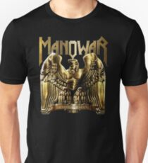 manowar - Hide, oh, hide those hills of snow,  Unisex T-Shirt