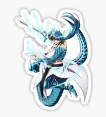 Anime Magi Sinbad Sticker