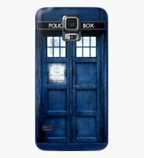 Doctor Who Tardis Phone Case Case/Skin for Samsung Galaxy