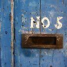Door number 5 by Kurt  Tutschek