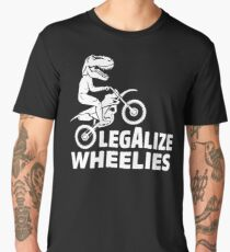 Legalize Wheelies Men's Premium T-Shirt