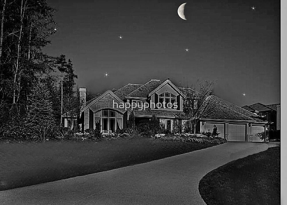 Starand moon light by happyphotos