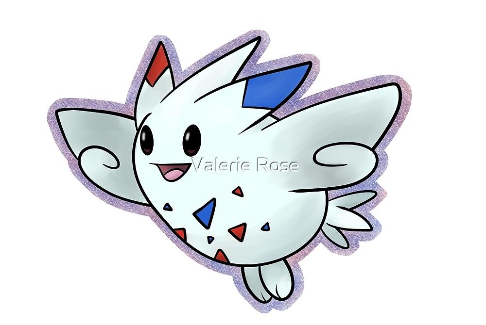 Togekiss - Pokemon Fan Art by Valerie Rood
