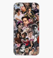 Cole Sprouse Collage 2 iPhone-Hülle & Cover