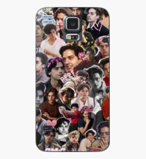 Cole Sprouse Collage 2  Case/Skin for Samsung Galaxy