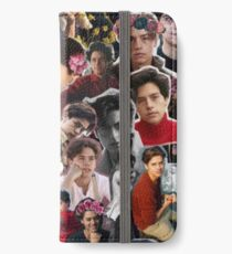 Cole Sprouse Collage 2  iPhone Wallet/Case/Skin