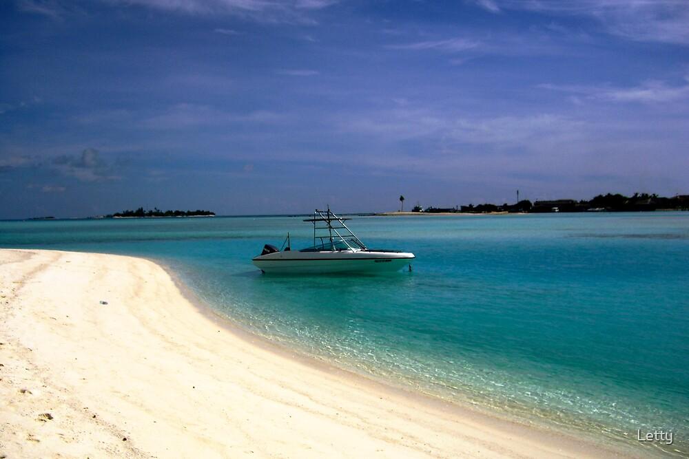 Maldives by Letty