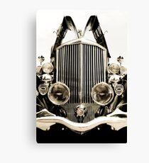 Antique Car - Pierce Arrow Canvas Print