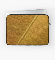 Golden Spine Laptop Sleeve