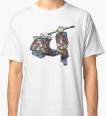 Paul Klee Vespa scooter Classic T-Shirt