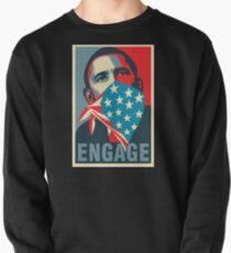 Obama ENGAGE Pullover