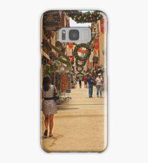 Christmas in Perth, Western Australia Samsung Galaxy Case/Skin