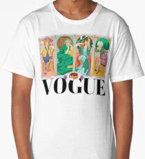 Golden Vogue Long T-Shirt