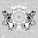 Sri Yantra (Dirty Warble No Werdz) by David Avatara
