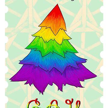 Yuletide Gay by Shinymarble