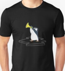 Penguin Trumpets - Animals Playing Instruments, Musical Instrument, Animal Lover, Cute T-Shirt