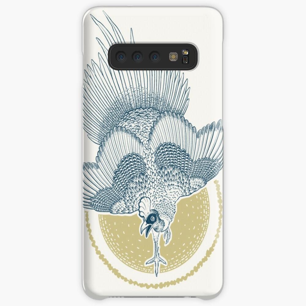 Golden Sun // Crispy Chicken Wings Case & Skin for Samsung Galaxy