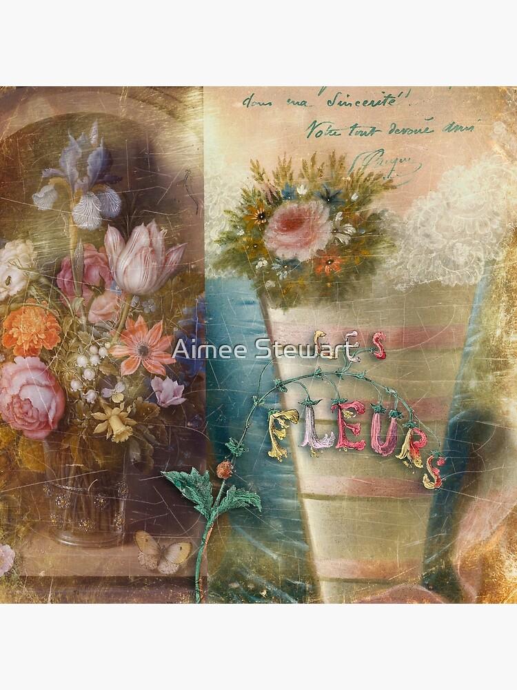 Les Fleurs by Foxfires