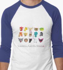 Choose Yourself Men's Baseball ¾ T-Shirt