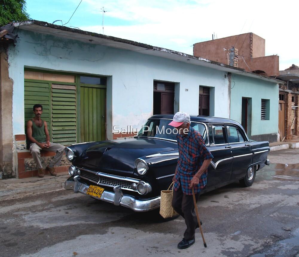 Cuba 7 by Sally P  Moore