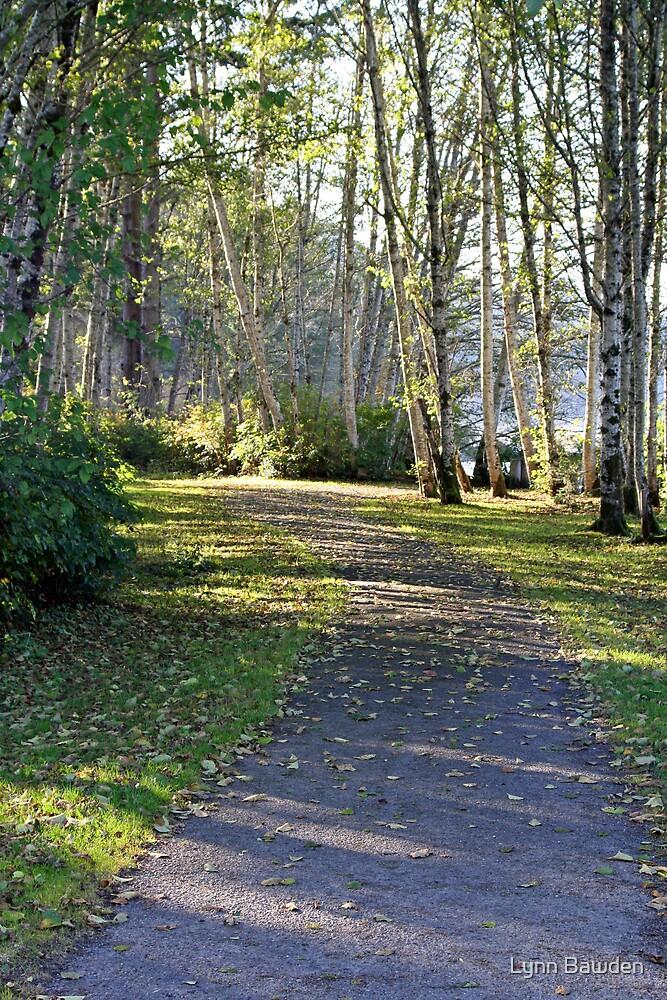 """""""A Peaceful Trail"""" by Lynn Bawden"""