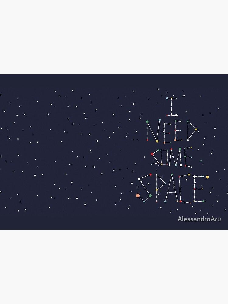 Necesito algo de espacio de AlessandroAru
