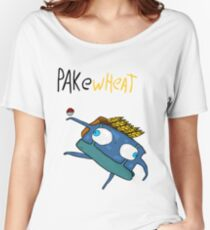 Pakewheat Women's Relaxed Fit T-Shirt