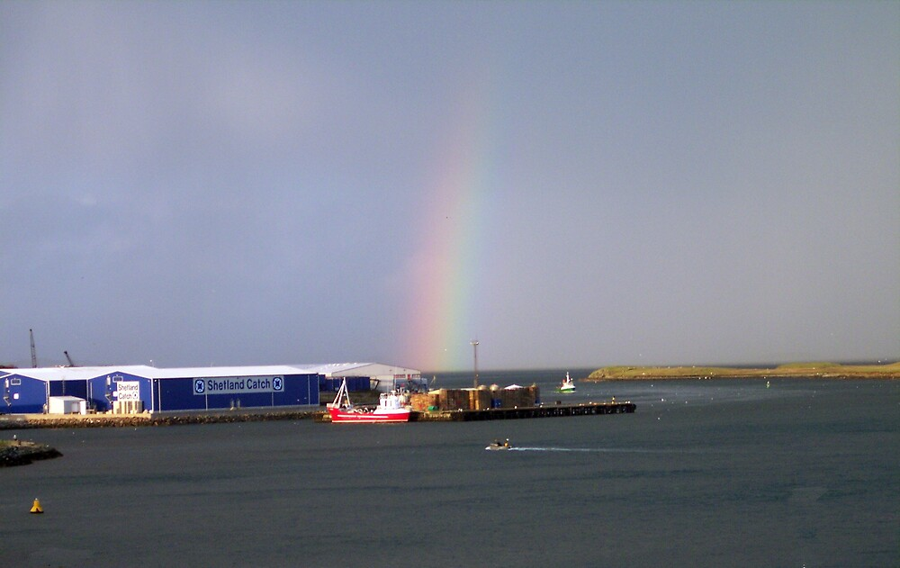 Shetland Catch strikes gold by Twscats