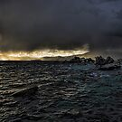 Lake Tahoe Drama by Mike Herdering