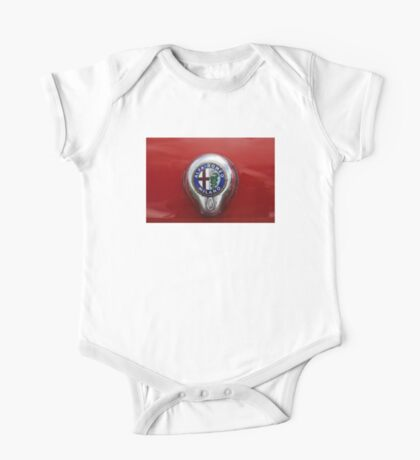 Alfa Romeo Badge Kids Clothes