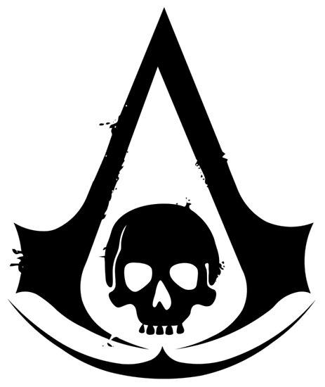 Assassins Creed Skull Logo Posters By Silivanilli Redbubble