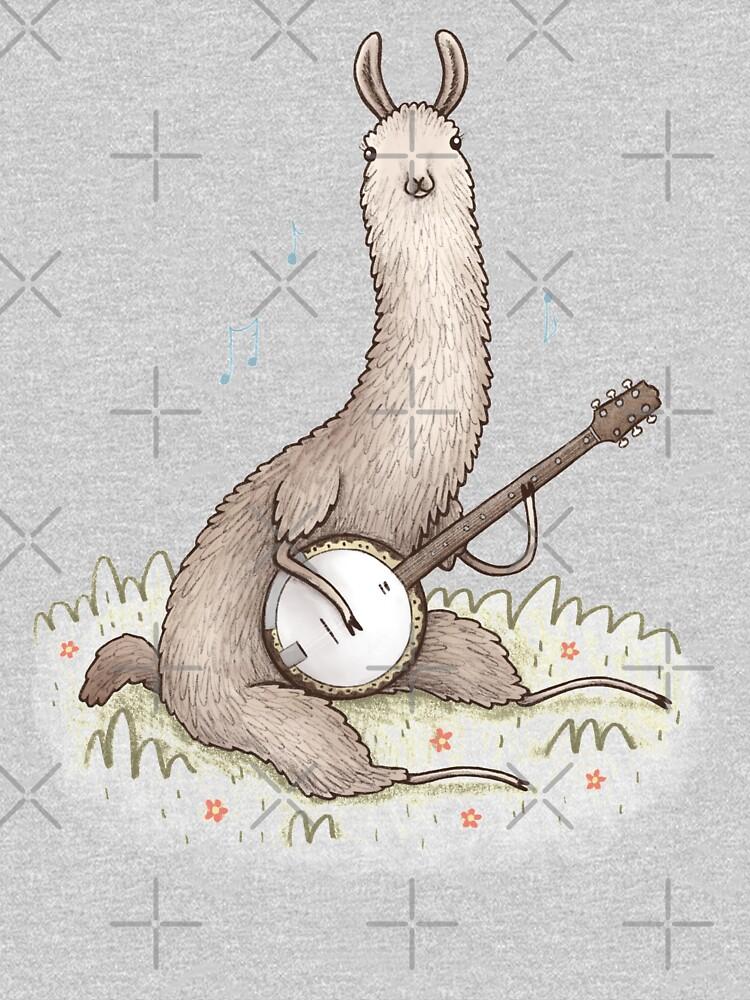 Banjo Lama von SophieCorrigan