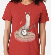 Banjo Lama Vintage T-Shirt