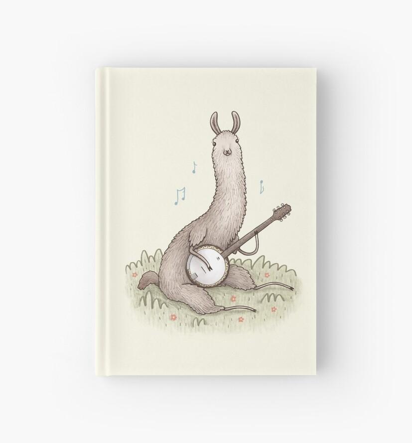 «Banjo Llama» de Sophie Corrigan