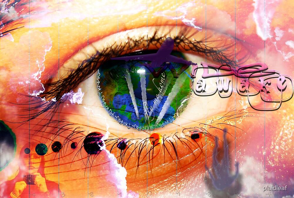 Eye Know by plaidleaf