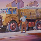 Foden DG tipper. by Mike Jeffries