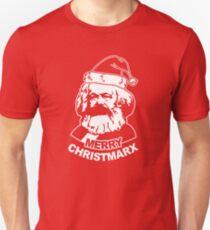 Ho Ho Ho Merry Christmarx- Funny Christmas Unisex T-Shirt