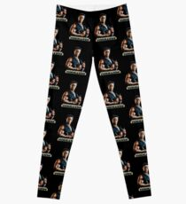 Commando Movie Poster Leggings