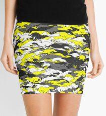 Whippet camouflage Mini Skirt