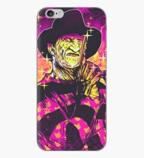 Neon Horror: Freddy  iPhone Case